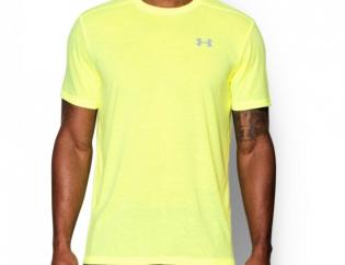 UNDER ARMOUR STREAKER SHORTSLEEVE T-SHIRT