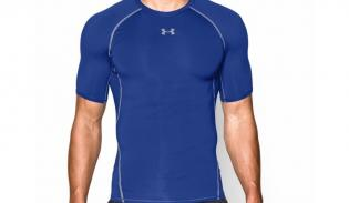 UNDER ARMOUR T SHIRT COMPRESSION MEN'S