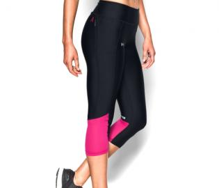 Fly-By Capri Running Leggings