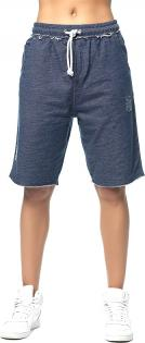 BODYTALK LONG SHORTS DENIM BLUE