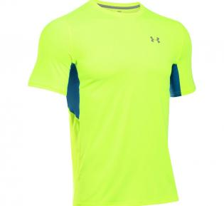 UNDER ARMOUR COOLSWITCH RUN SHORT SLEEVE