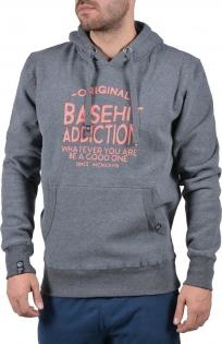 Basehit Mens Hooded Sweat