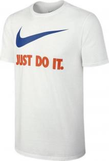 NIKE JUST DO IT T-SHIRT WHITE