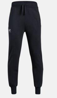 UNDER ARMOUR RIVAL BLOCKED JOGGERS